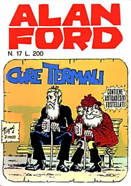 Alan Ford 11