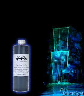 WF180PINT Wildfire Blacklight Reactive Luminescent WATER DYE - Pint