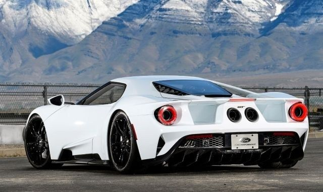 2019 Ford Gt40 - Best Cars Wallpaper