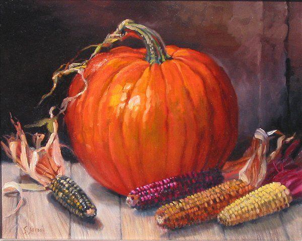 Braldt Bralds Harvest Только - только попрощалась вчера с летом, как на неумолимо надвигается канун дня Всех святых. Хэллоуин - праздник, имеющий корни в традициях древних кельтов. Кельтский календарь делил год на две части—…