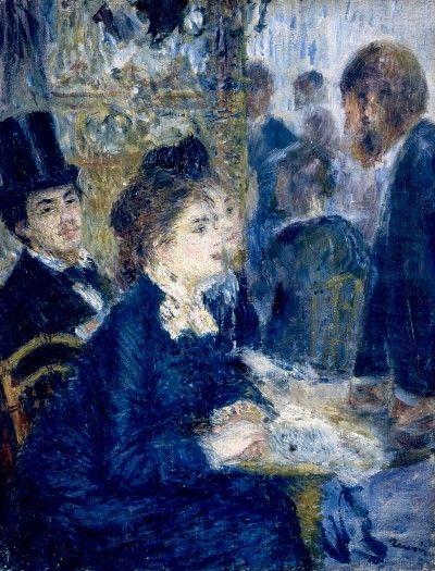 Renoir - Café