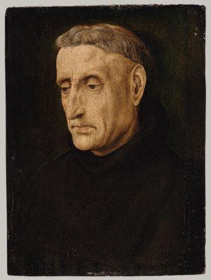 A Benedictine Monk, ca. 1478  Hugo van der Goes (Netherlandish, active by 1467, died 1482)  The Metropolitan Museum of Art