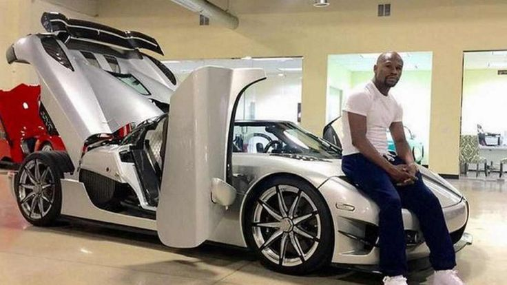 Floyd Mayweather Has Cars Packing a Powerful Punch Just Like Him - Floyd Mayweather's Car Collection is Absolutely Massive. Here a Just a Few Highlights from His Insane List of Cars