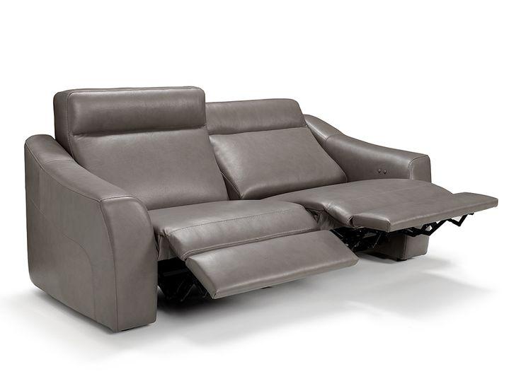 modern recliner sofa kelly by seduta du0027arte italy
