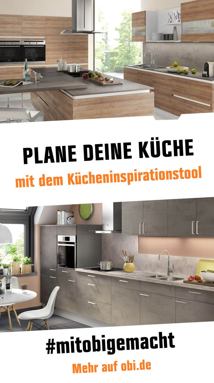 15 besten OBI Küchenvielfalt Bilder auf Pinterest | Deins, Dunkel ...