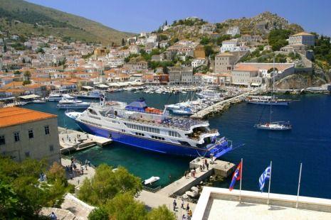 Ύδρα (Hydra), Greece