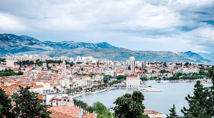 Skip the Amalfi Coast, Visit the Croatian Coast - Go Here, Not There: 10 Underrated European Cities via @MyDomaine
