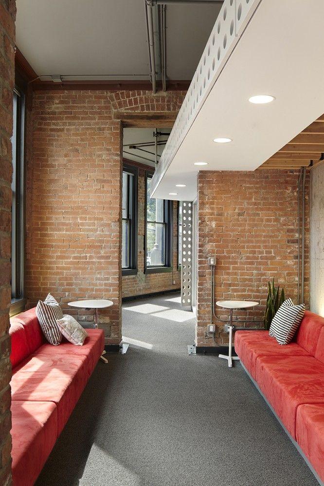 tough mudder office. mozilla yvr hughes condon marler architects tough mudder office