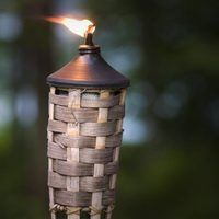 Illuminate the dark and keep mosquitoes away using a tiki torch with a handmade tiki wick. Replacement tiki torch wicks can be costly and hard to find at the store during the off season, but constructing them at home is easy and inexpensive. Tiki torch wicks are made in several stages, and while the completed project takes a couple of days to...