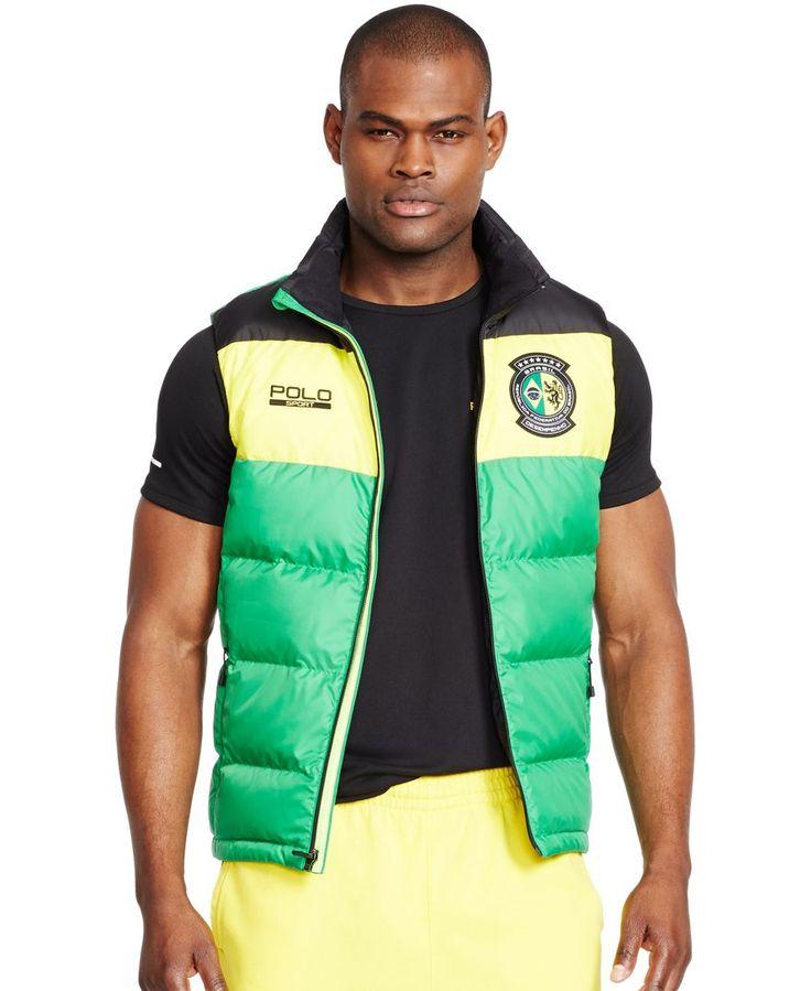Polo Sport Ralph Lauren Brasil Down-Feather Vest