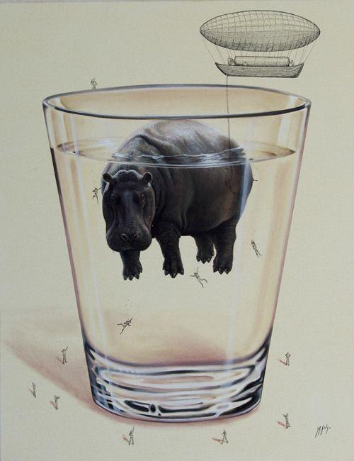 lustik:  Floatation proof - Ricardo Solis.