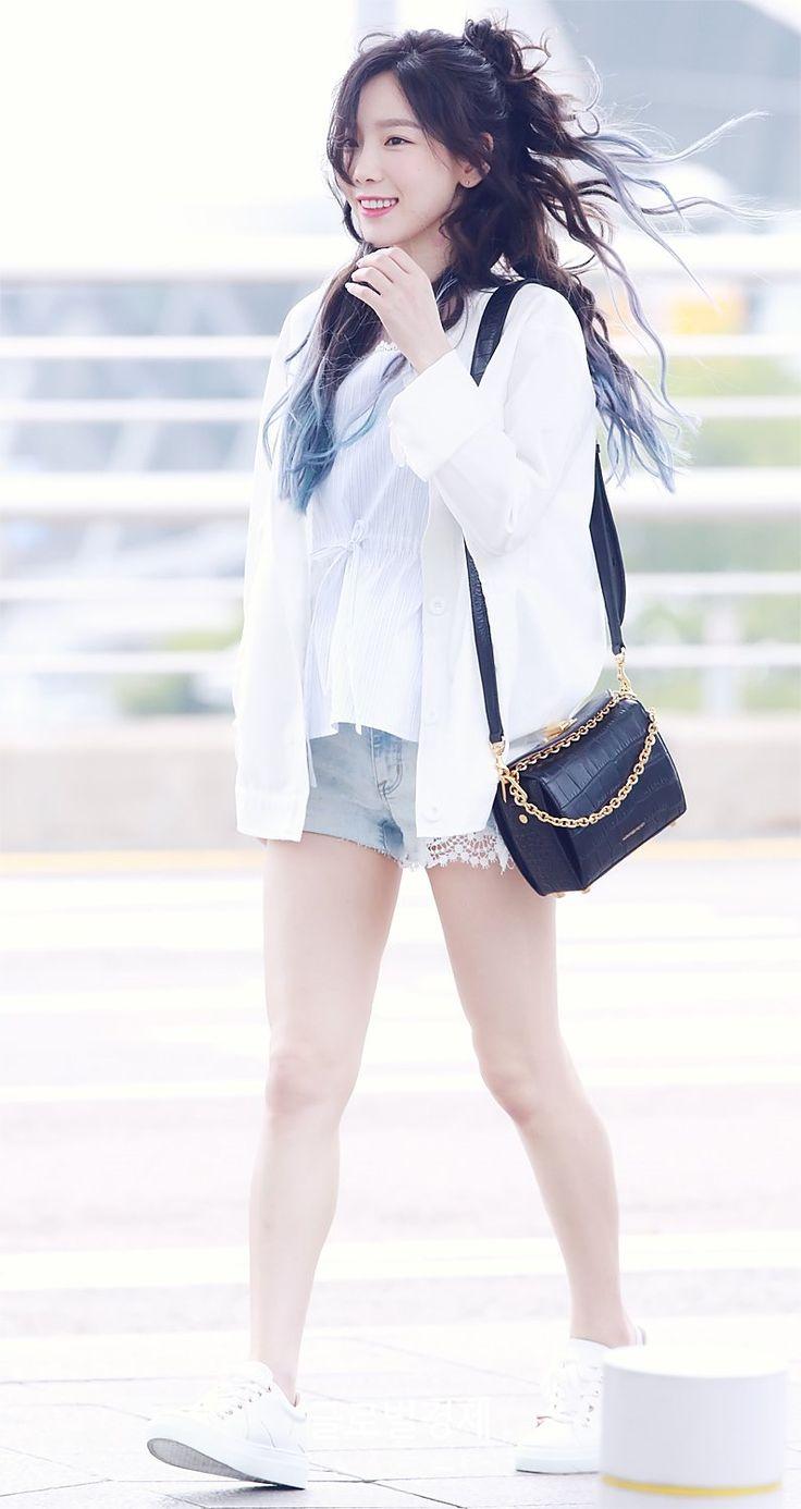 Taeyeon so cute