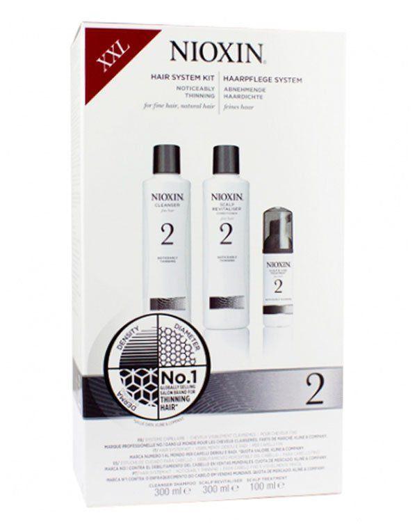 Набор XXL система 2 Nioxin купить от 2929 руб в Созвездии красоты