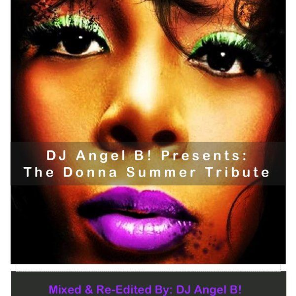 """Check out """"DJ Angel B! Presents: The Donna Summer Tribute"""" by DJ Angel B! on Mixcloud"""