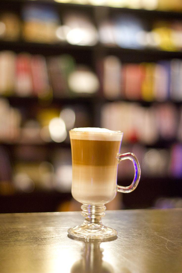 Un café latté reconfortant au #centrelatienda