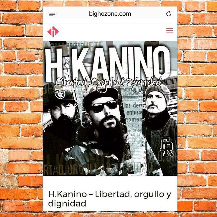 """Ya está en la calle el disco de @h.kanino """"libertad orgullo y dignidad"""" en el que colaboro produciendo el corte 10 """"no me representan"""". Toda la info y los links para oirlo y comprarlo están en la noticia de mi web (link en la bio). [Contacta conmigo para grabar mezclar y masterizar tu single o proyecto underground o profesional a través de http://ift.tt/1OqKLY7 o en www.BigHozone.com]. #hkanino #libertadorgulloydignidad #showtimeestudio #beat #instrumental #produccion #composicion #beats…"""