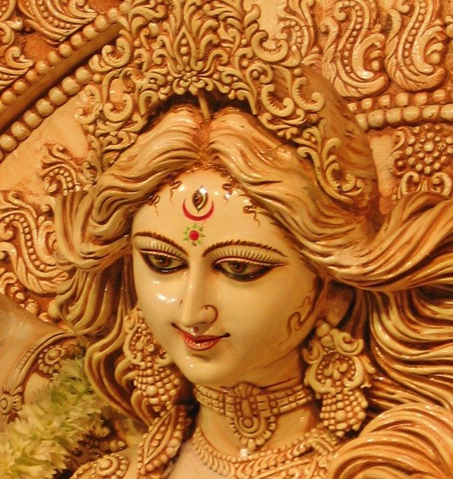 Awesome-Statue-Of-Maa-Durga-Pics Happy Durga Puja Pics Happy Navratri Wallpaper Maa Durga Beautiful Wallpaper Pics