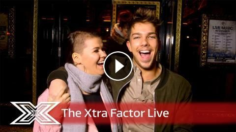 Saara Aalto goes to the pub with Matt Terry | The Xtra Factor Live 2016: Visit the official site: It was Louis Loves on The X Factor, and…
