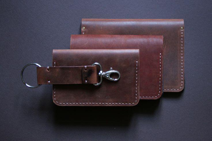 ZVINCA Leather Wallets- Romania