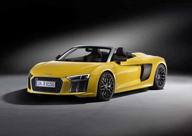 #Audi  R8 Photos, Audi Unveils #R8 in New York Photo, Audi R8  Photo Gallery, Audi R8 Car Pictures, Audi R8 Car Images, New Audi R8 Spyder unveiled at  New York Auto Show 2016 #NYIAS #NYIAS2016