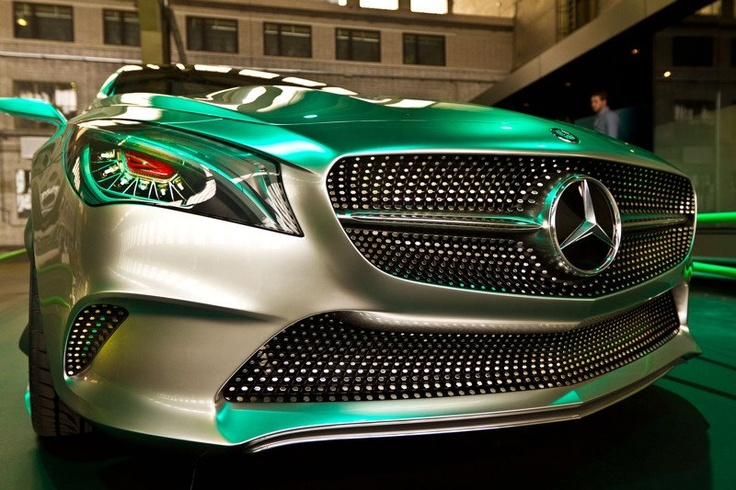 The Mercedes Concept Style Coupé inspired tape artist TAPE OVER to create an installation at the DMY International Design Festival in Berlin. Take a look!: Artists,  Radiator Grilled, Concept Style, Vroom Cars, Concept Cars, Style Coupé, Design, Cars Cars, Style Coupe