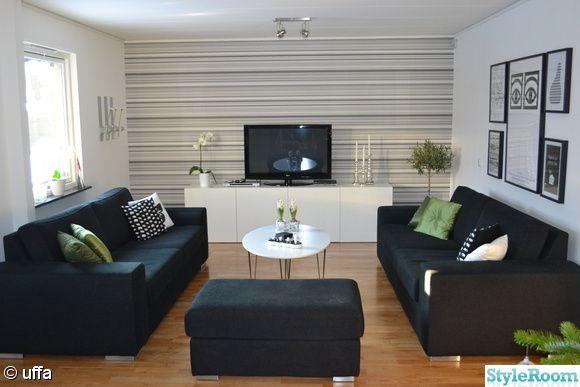 tapet. plain stripes,mio,plaine soffbord,bestå tv-bänk,elefanttyg svenskt tenn,vardagsrum