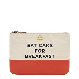 I have this bag ....and yes if I would allow myself, I would eat cake for breakfast