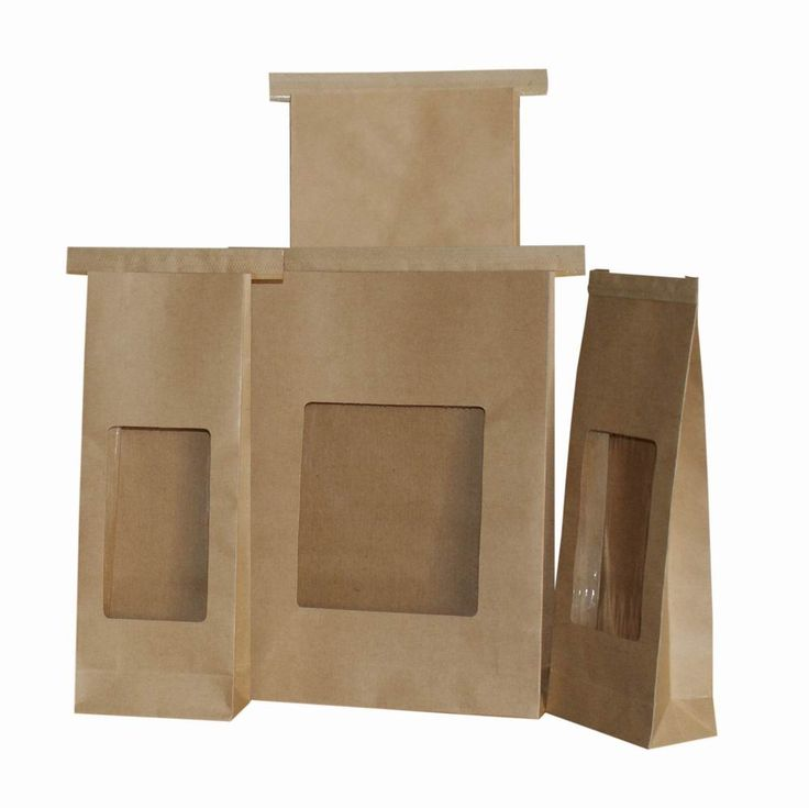 Coffee Bean Bags for Sale | Kraft Bag for Coffee Beans - China Coffee Paper Bag With Tin Tie and ...