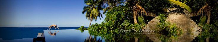 Banyan Tree Seychelles resort