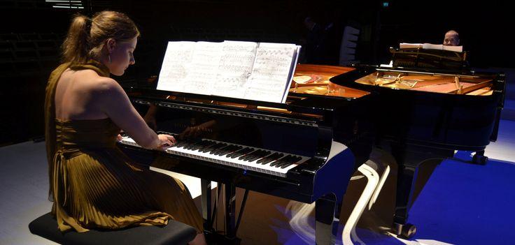 Sibelius Finland Experience, private piano concert