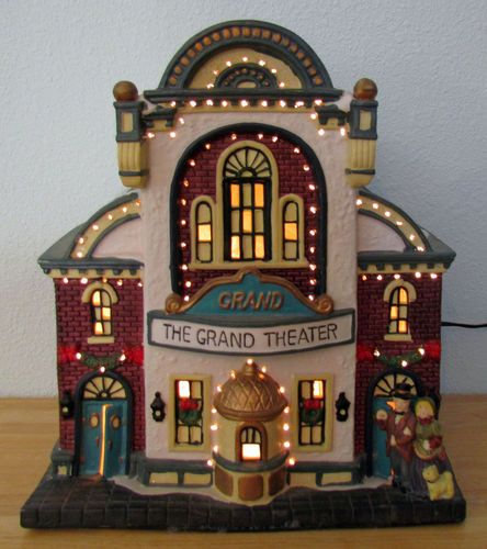 Heartland Valley Village Lighted House: 1000+ Images About Heartland Valley Village On Pinterest