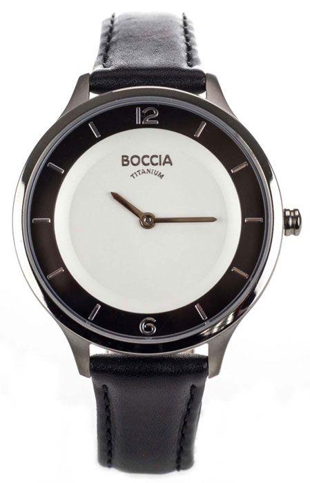 Boccia Armbanduhr  3249-01 versandkostenfrei, 100 Tage Rückgabe, Tiefpreisgarantie, nur 89,00 EUR bei Uhren4You.de bestellen