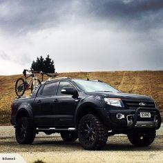 Ford Ranger Td Wildtrak 2014