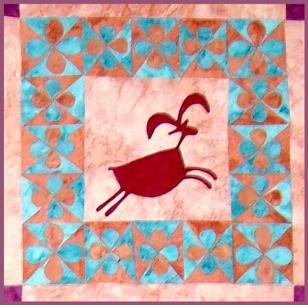 262 best Quilt: Kokopelli | SouthWest images on Pinterest ... : big horn quilts - Adamdwight.com