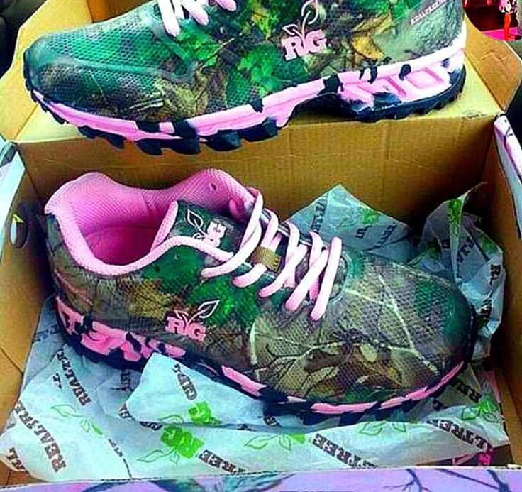 Camo shoes want these!!