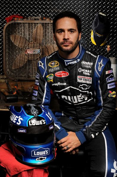 jimmie johnson | Jimmie Johnson Jimmie Johnson, driver of the #48 Lowe's Chevrolet ...