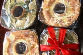 「日本酒のシフォンケーキ」まゆみ   お菓子・パンのレシピや作り方【corecle*コレクル】