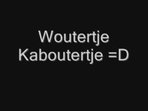 Woutertje Kaboutertje