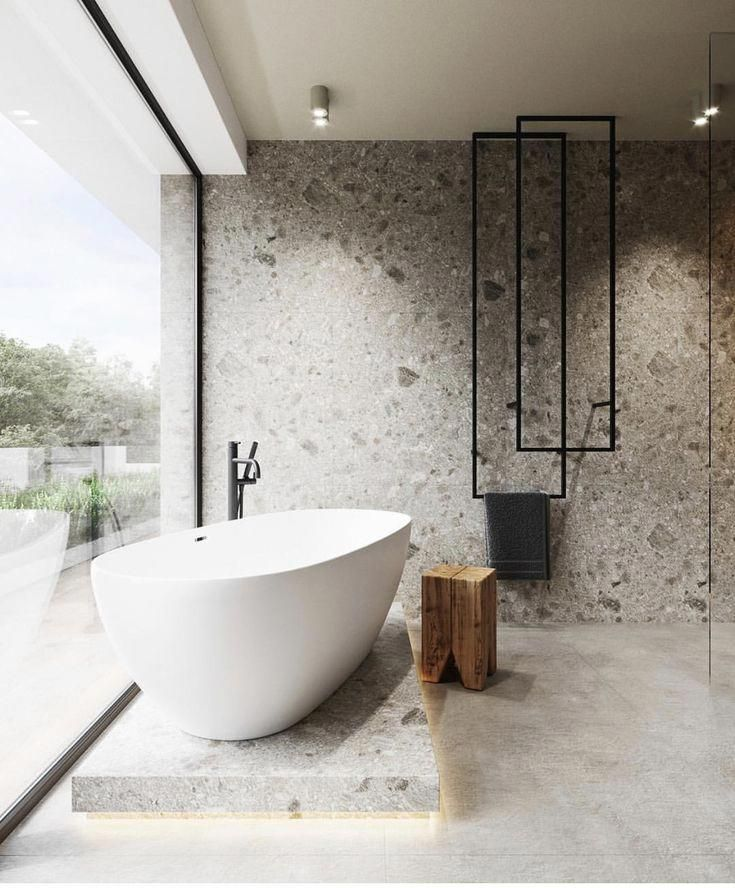 Modern Interior Design Australia Moderninteriordesign Luxurybathroomaccessories Minimalist Bathroom Design Bathroom Design Inspiration Modern Bathroom Design