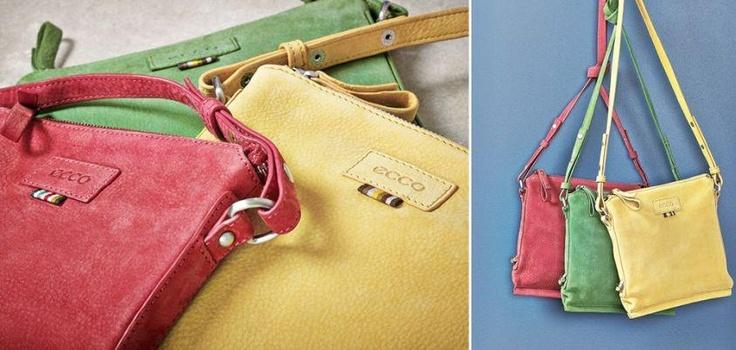 Fani ECCO, vă propunem geanta Barra: simplă, colorată și frumoasă!