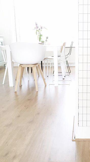 Via NordicDays.nl | White | Grid | HAY Chair | Joannegelderman88
