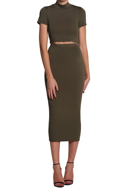 Shop the amazing Maddie & Belle MBasics SERENA Khaki Crop Top online now, get FREE shipping on all orders over $100 in Australia. Pay via AfterPay & ZipPay. We ship WORLDWIDE! #ootd #celebfashion #celebstyle #onehoneyboutique #onlinestore #australianboutique #onlineboutique #fashion #zippay #style #getthelookforless #clothingboutique #shopnow #onehoney #weshipworldwide  https://goo.gl/UmW2jz