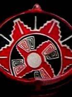 Старинная керамика индейцев Комичигон, Аргентина