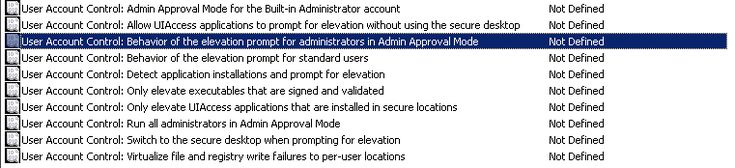 Windows 7 Access Denied in Windows Explorer For Administrator
