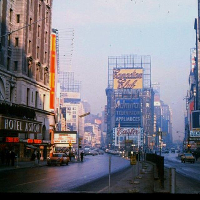 Times Square (early 1960s)