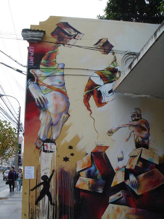 Inti, Valparaiso, Chile