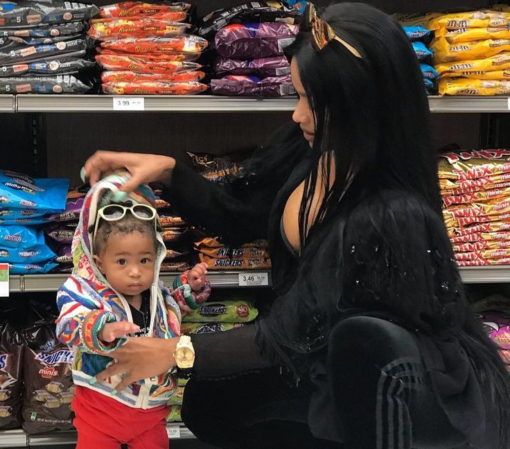 Stevie J's Baby Mama Joseline Hernandez Shares Photo Of Baby Bonnie Bella -- Fans Go After Her Over The Shoes #JoselineHernandez celebrityinsider.org #Entertainment #celebrityinsider #celebrities #celebrity #celebritynews