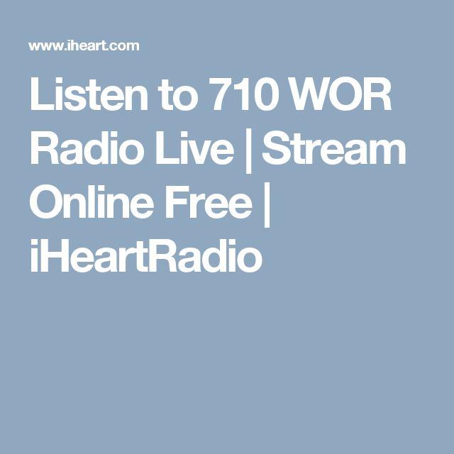 Listen to 710 WOR Radio Live   Stream Online Free   iHeartRadio