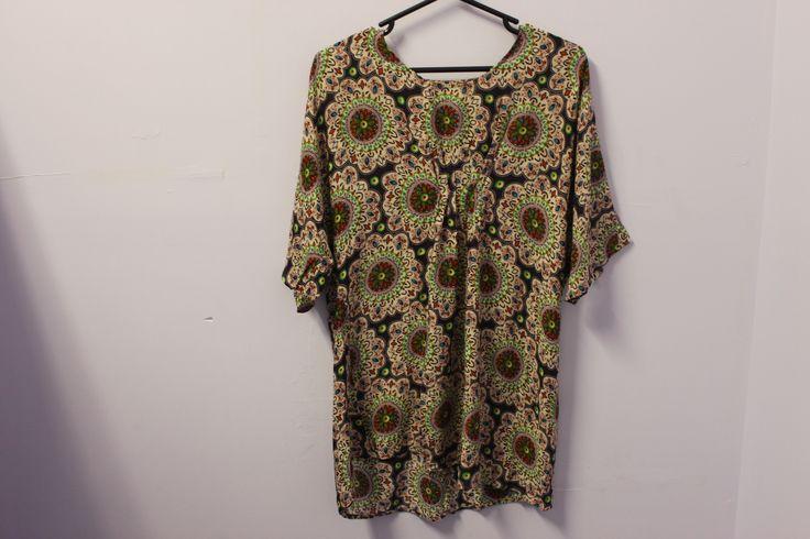 ALESSI - Jewel Flower Print Dress