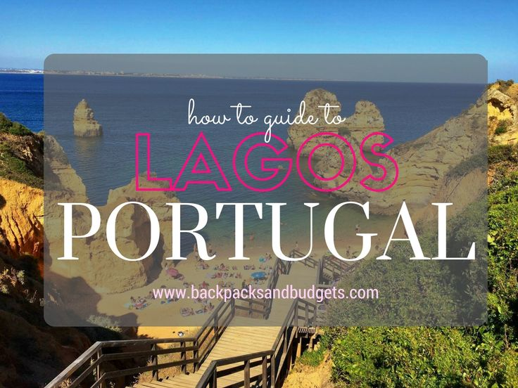 How to travel guide to Lagos, Portugal